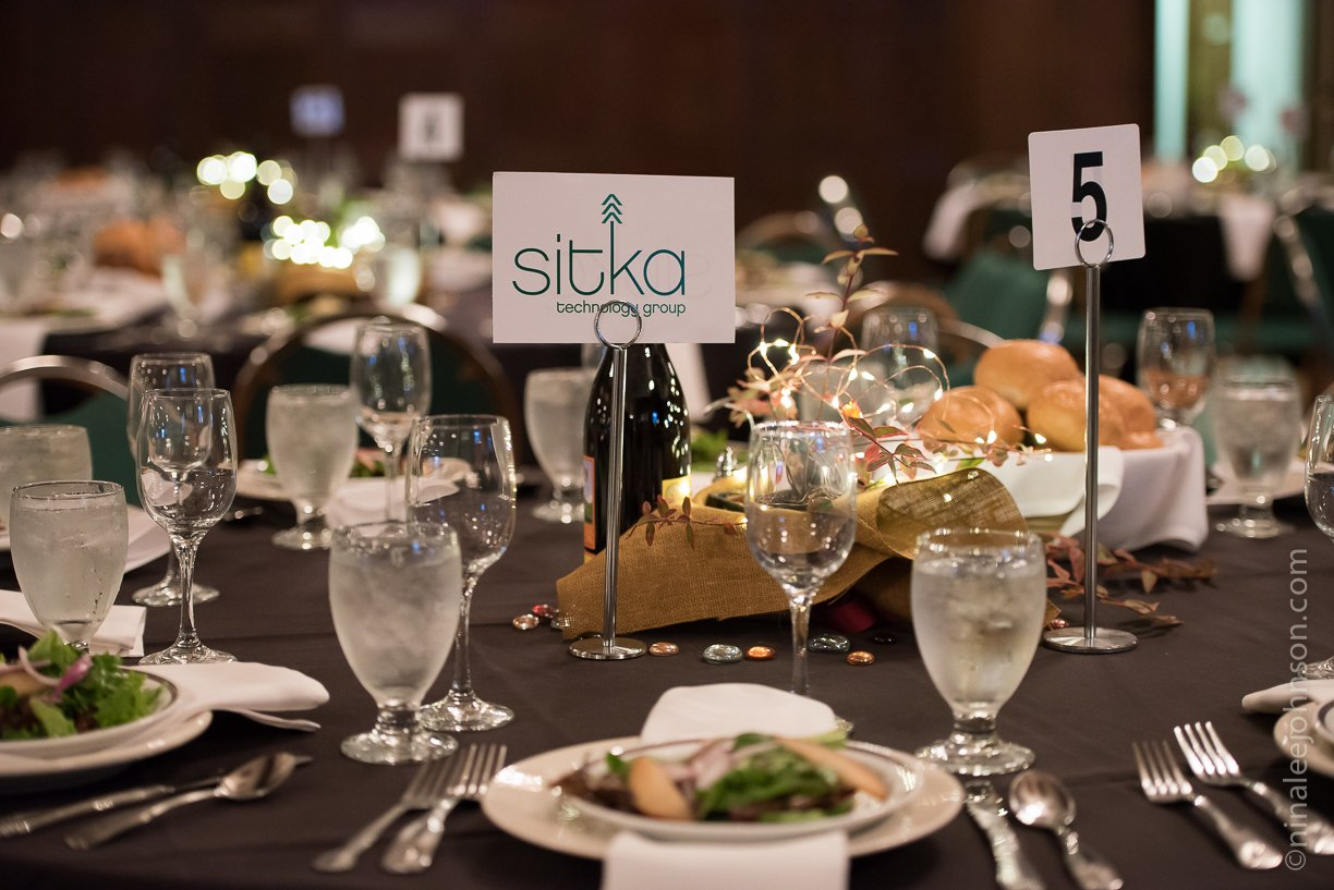 WaterWatch Auction - Sitka Table