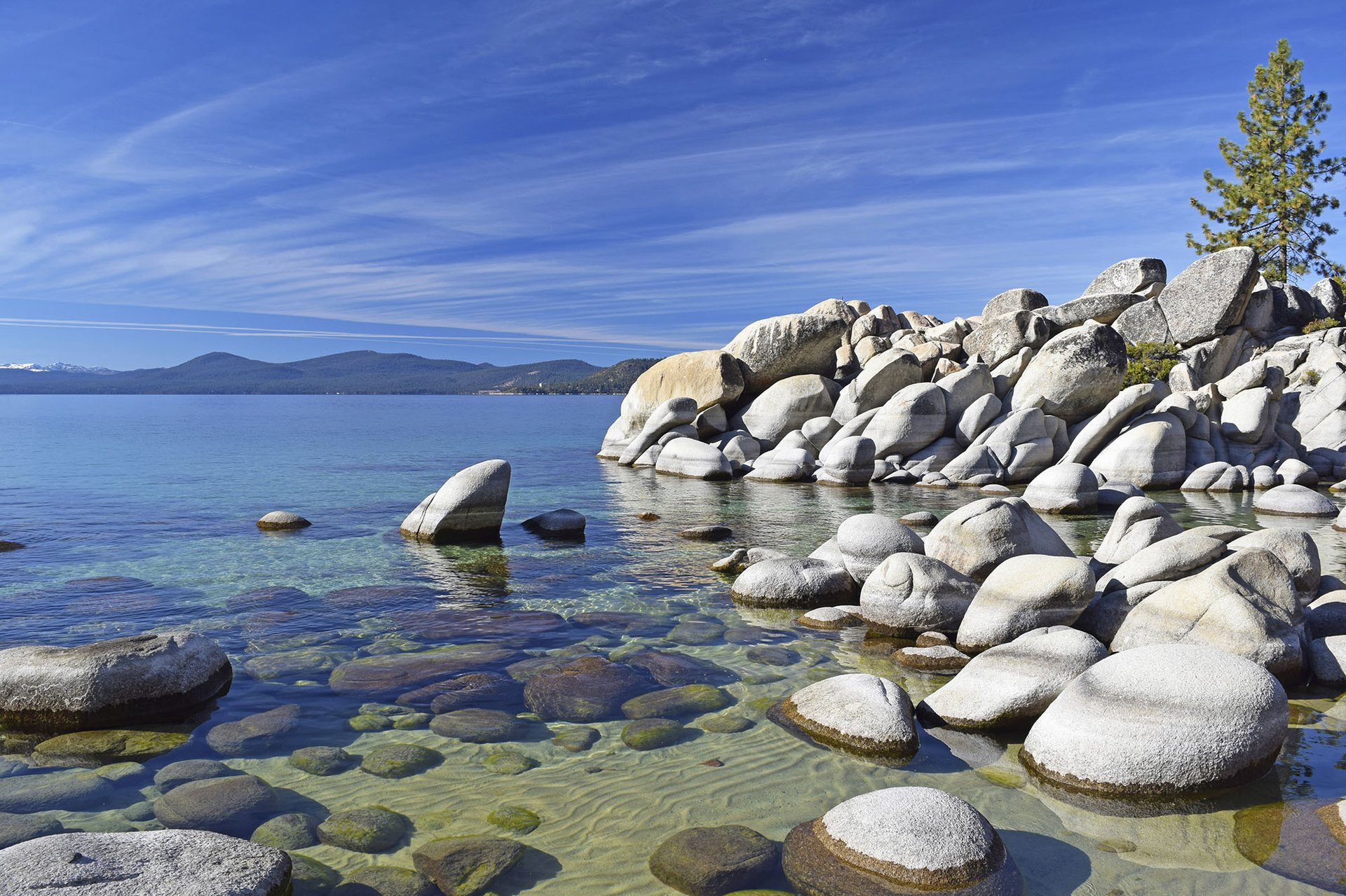 Lake Tahoe Water Clarity